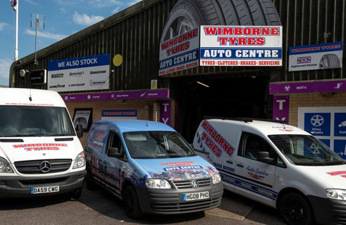 Mobile Tyre Fitting Service Across Dorset